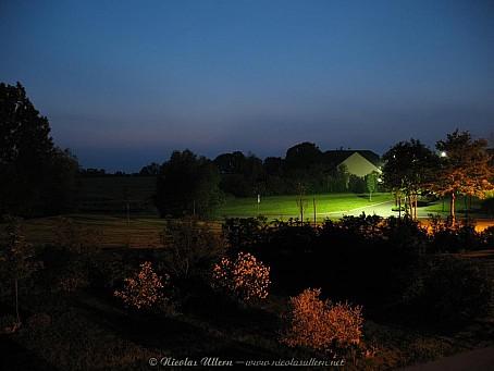 Saint Léger des Bois de nuit