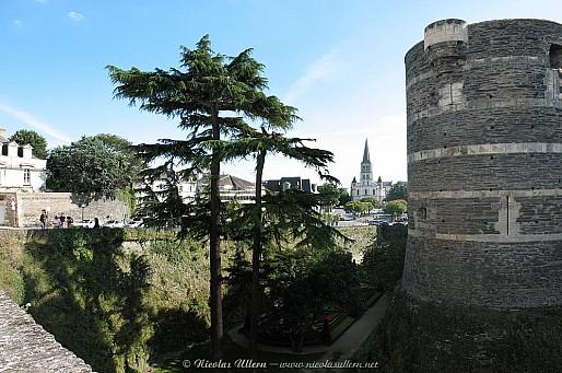 Angers, le Château