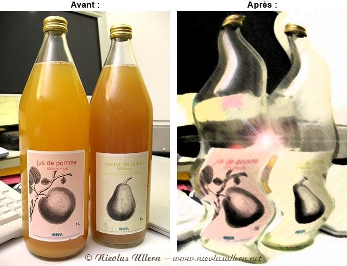 Pomme ou Poire?