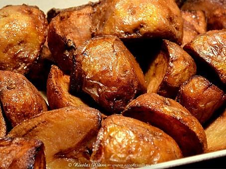 L'Oriflamme, Pommes de terre