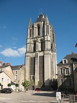 Angers, la Tour Saint-Aubin
