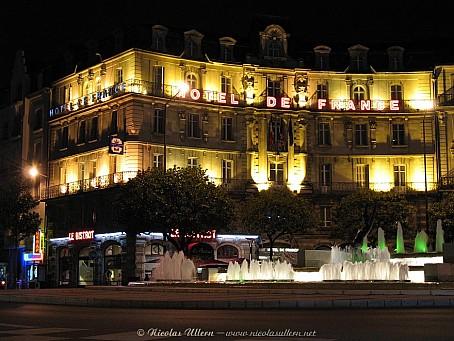 Angers la nuit
